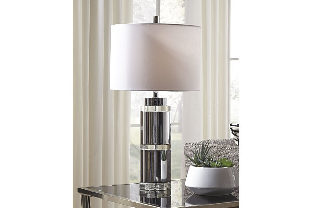 Makram Table Lamp (Set of 2), , large