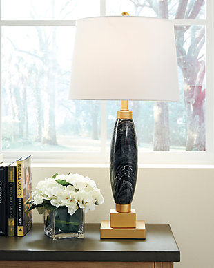 Malencia Table Lamp, , rollover