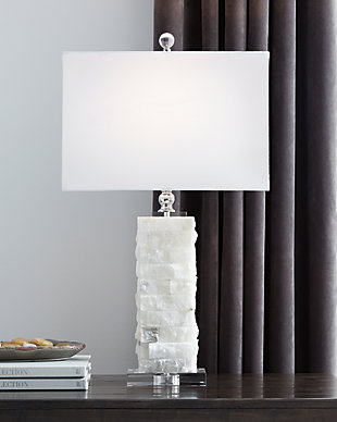 Malise Table Lamp, , rollover