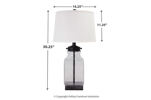 Sharolyn Table Lamp, , large