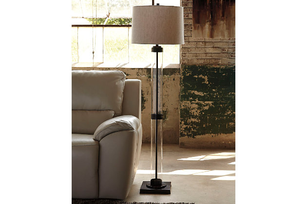 Bronze Finish Talar Floor Lamp by Ashley HomeStore