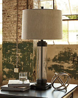 Talar Table Lamp, , rollover