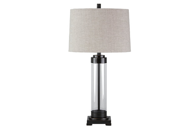 Bronze Finish Talar Table Lamp by Ashley HomeStore