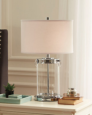 Large Tailynn Table Lamp Rollover