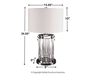 Tailynn Table Lamp, , large