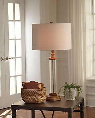 Tabby Table Lamp, , rollover