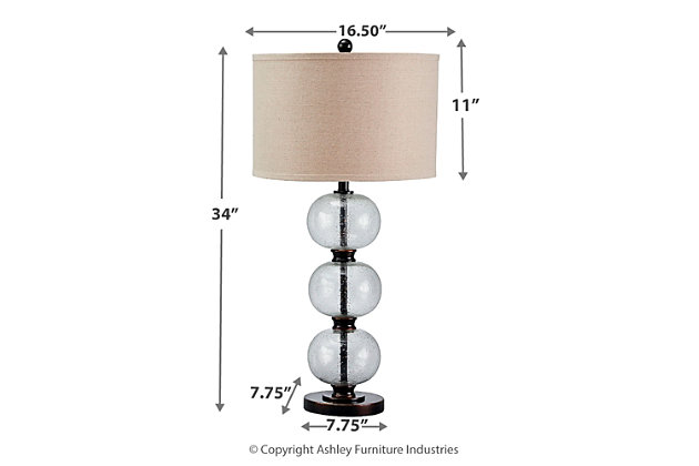 Maleko Table Lamp, , large