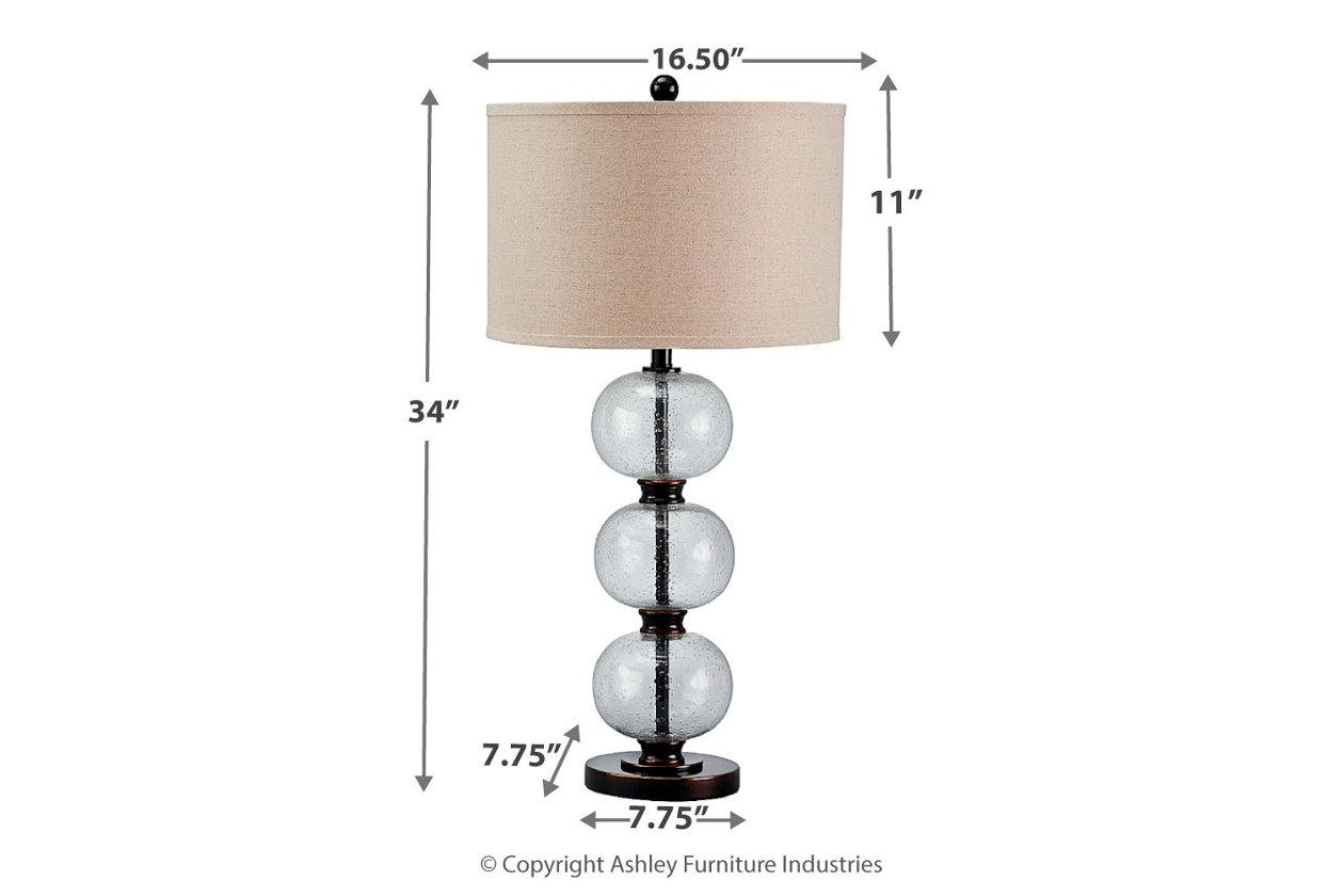Maleko Table Lamp Ashley Furniture Homestore