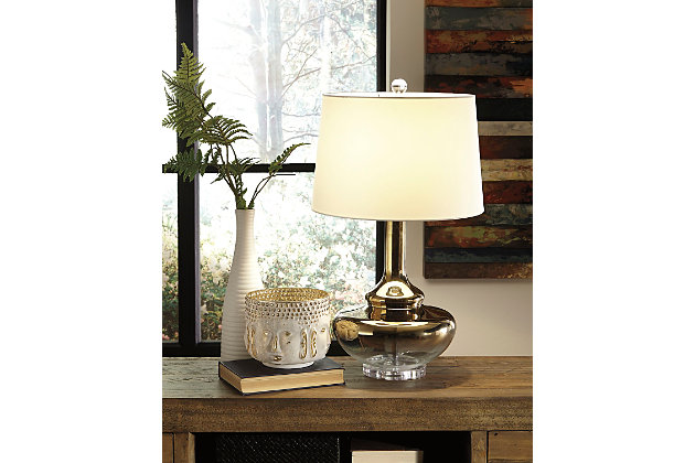 Jasmyn Table Lamp, , large