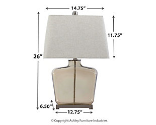 Janae Table Lamp, , large