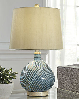 Large jenaro table lamp rollover