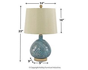 Jenaro Table Lamp, , large