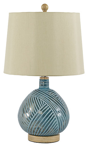 Jenaro table lamp large