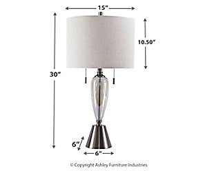 Maizah Table Lamp (Set of 2), , large