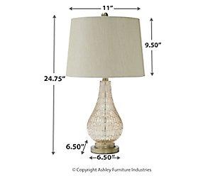 Latoya Table Lamp, , large