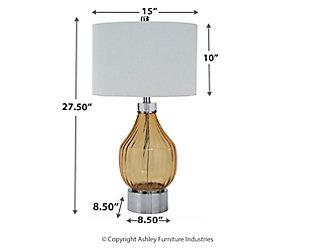 Martirio Table Lamp, , large