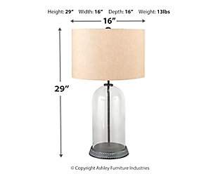 Manelin Table Lamp, , large