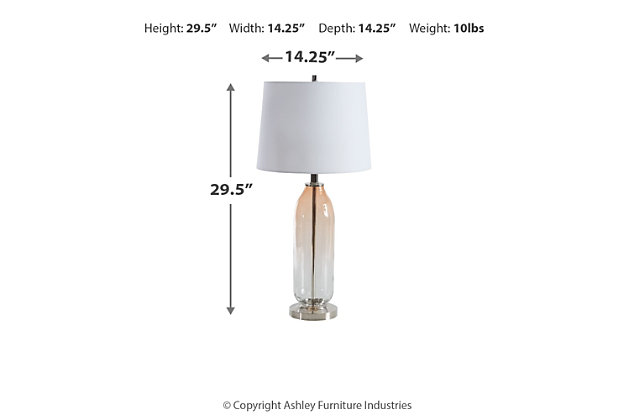 Sheyla Table Lamp, , large
