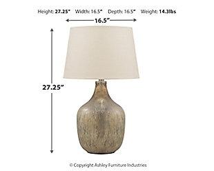 Mari Table Lamp, , large