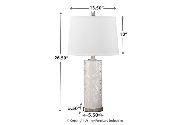 Nichole Table Lamp (Set of 2), , large