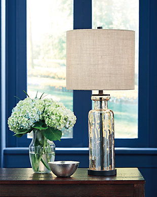 Large Lauia Table Lamp Rollover