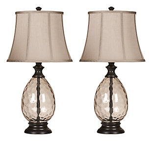 Olivia Table Lamp (Set of 2), , large
