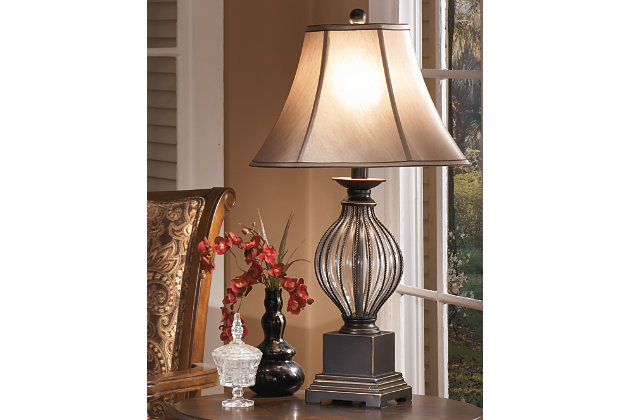 Ondreya Table Lamp (Set Of 2), , Large ...