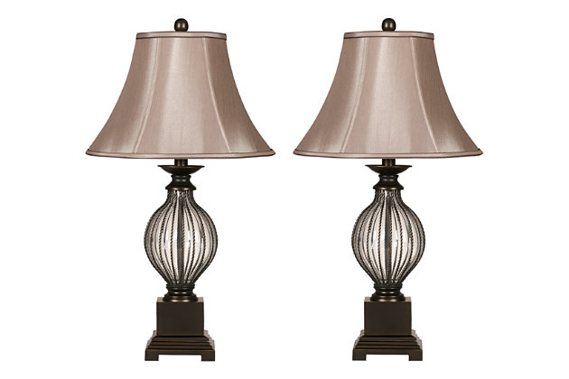 Ondreya Table Lamp (Set of 2), , large