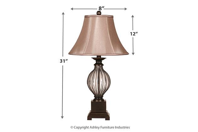 Ondreya Table Lamp (Set of 2), , large