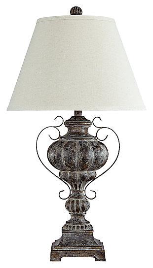 Jaleh Table Lamp, , large