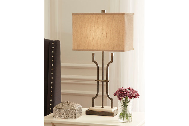 Malik Table Lamp, , large
