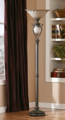 Buy Lamp Dark Brown Floor Product Photo