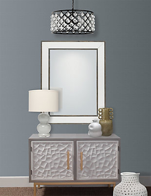 Home Accents Crystal Lattice Chandelier, , rollover