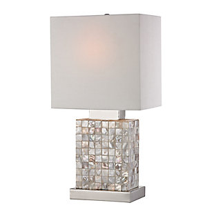 Mother of Pearl Lamp, , rollover