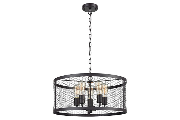 Provision Chandelier, , large