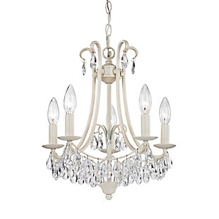 Antique Finish Chandelier, , rollover