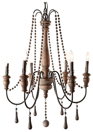 Home Accents Chandelier, , large