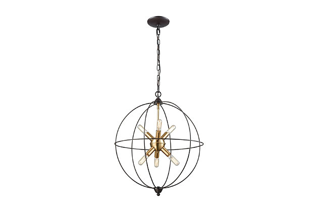 Loftin Chandelier, , large