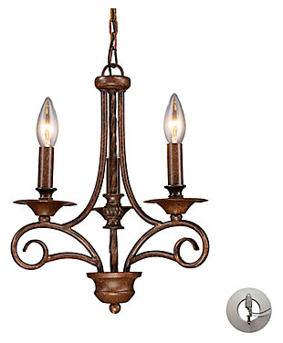 Silhouette Chandelier, , large