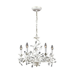 Circeo Chandelier in Antique Bronze Finish, , rollover