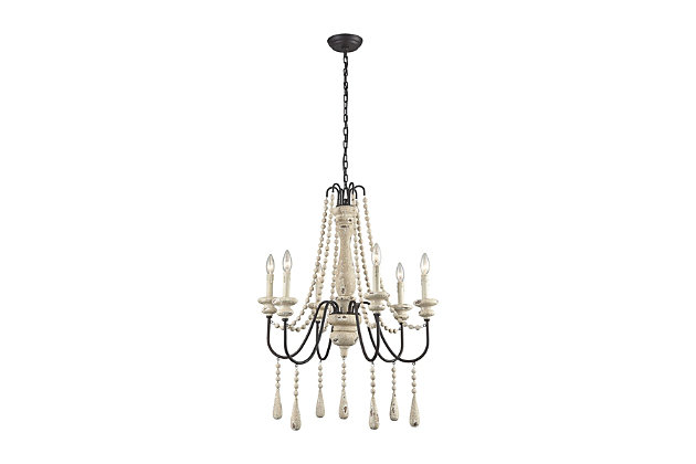 Cassie Small Chandelier, , large