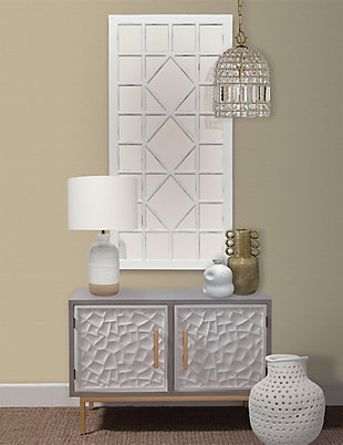 Home Accents Glass Crystal Chandelier, , rollover