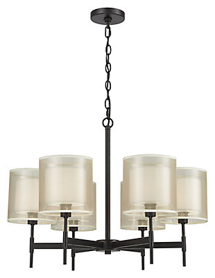 Waterloo Chandelier, , large