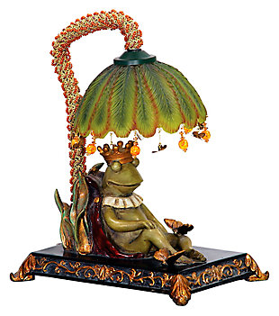 Sleeping Frog Lamp, , large