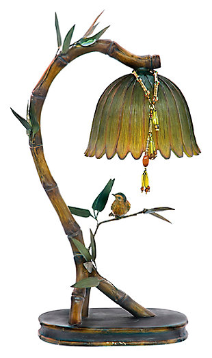 Perching Finch Lamp, , large