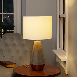 Prism Rustic Table Lamp, , rollover