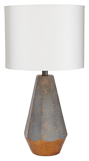 Prism Rustic Table Lamp, , large