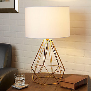 "Prism Celeste 26"" Wire Table Lamp, , rollover"