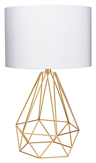 "Prism Celeste 26"" Wire Table Lamp, , large"