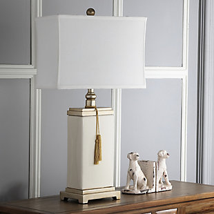 Ceramic Glazed Table Lamp, , rollover